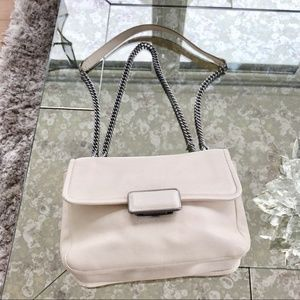 Marc by Marc Jacobs Bags - Marc by Marc Jacobs Cream Chain Shoulder Bag